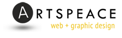ARTSPEACE WEB + GRAPHIC DESIGN
