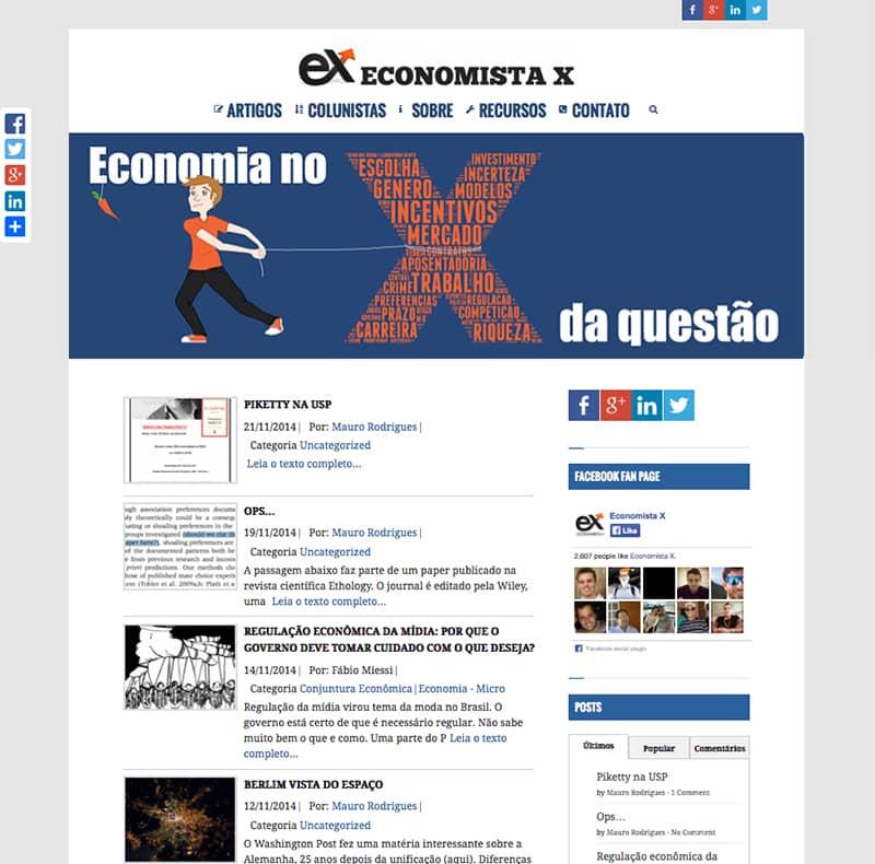 ECONOMISTA X
