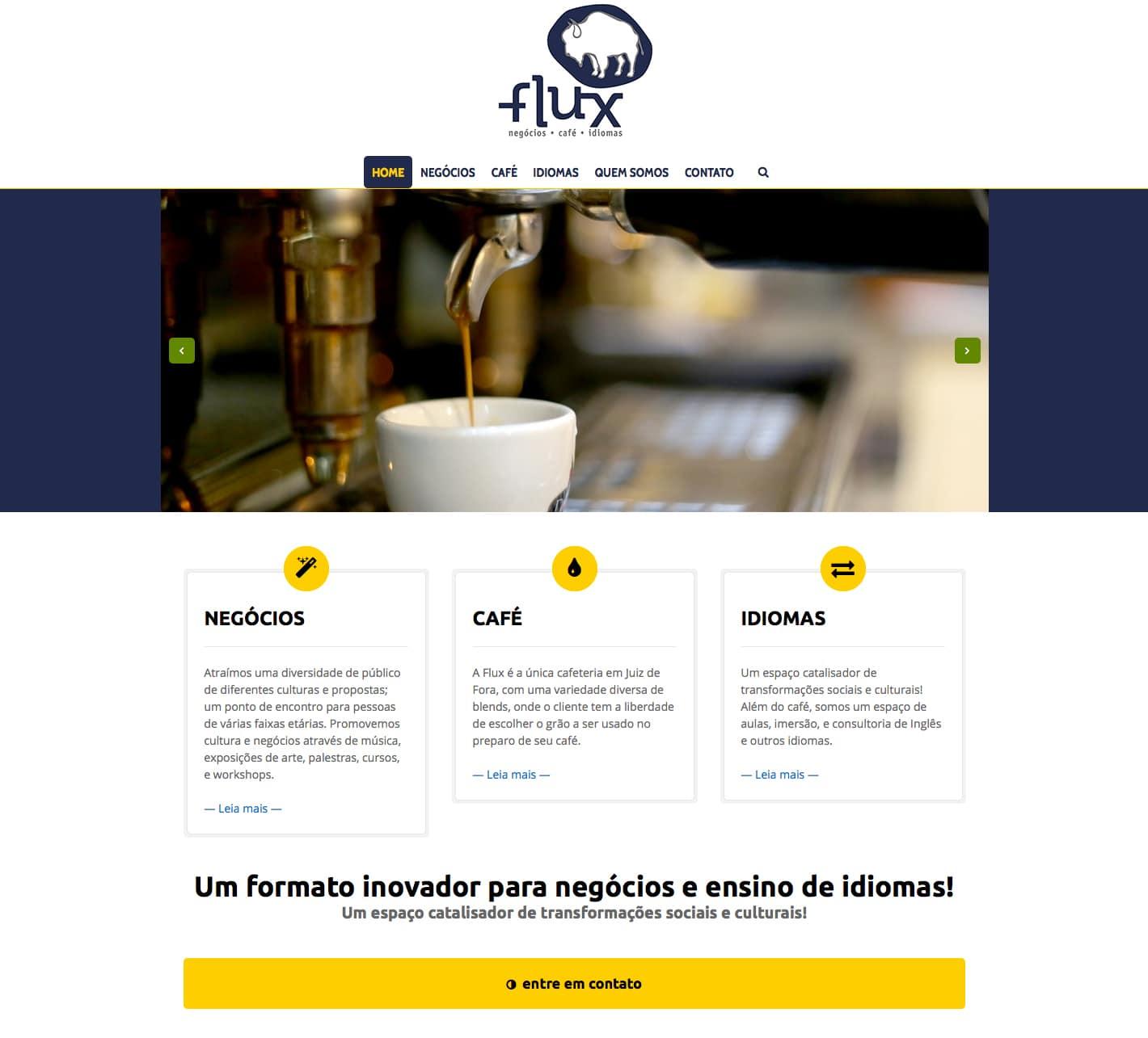 FLUX Cafe