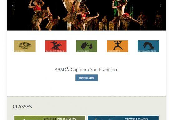 Abadá-Capoeira San Francisco